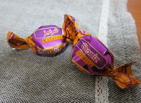 イランのお菓子